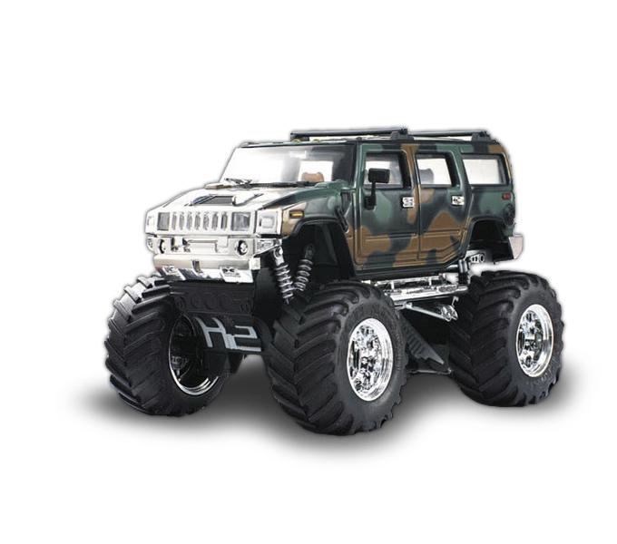 Hummer STRONG, 8