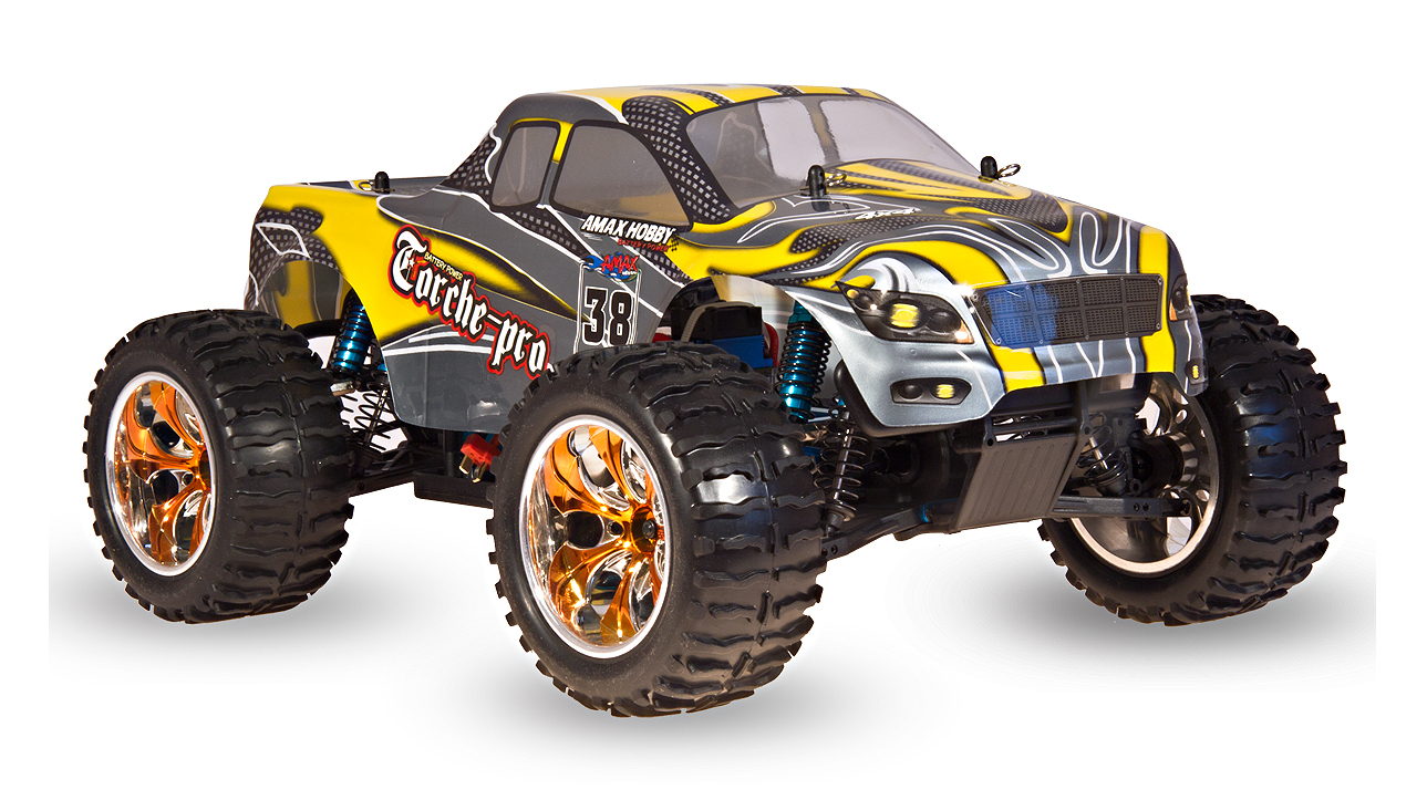 HSP Torche Off-Road Truck, mb-10110pro-2