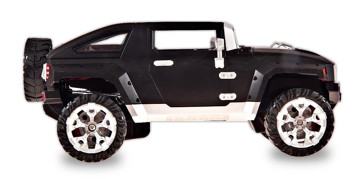 Hummer H4 s nabíjecí baterií, černá
