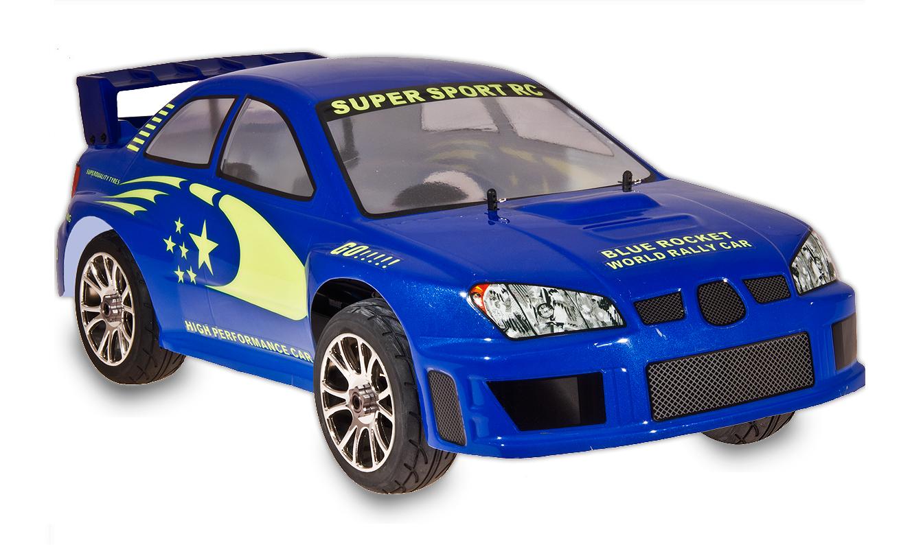 HSP Subaru Impreza, modrá