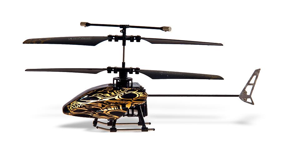 Vrtulník NQD 757H, černá