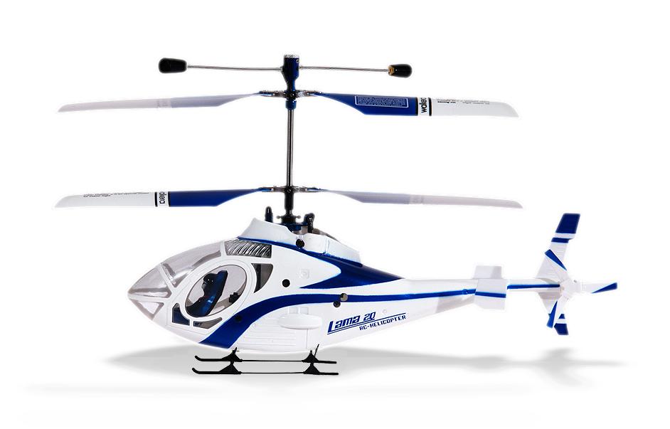 Vrtulník Walkera LAMA 2 Q