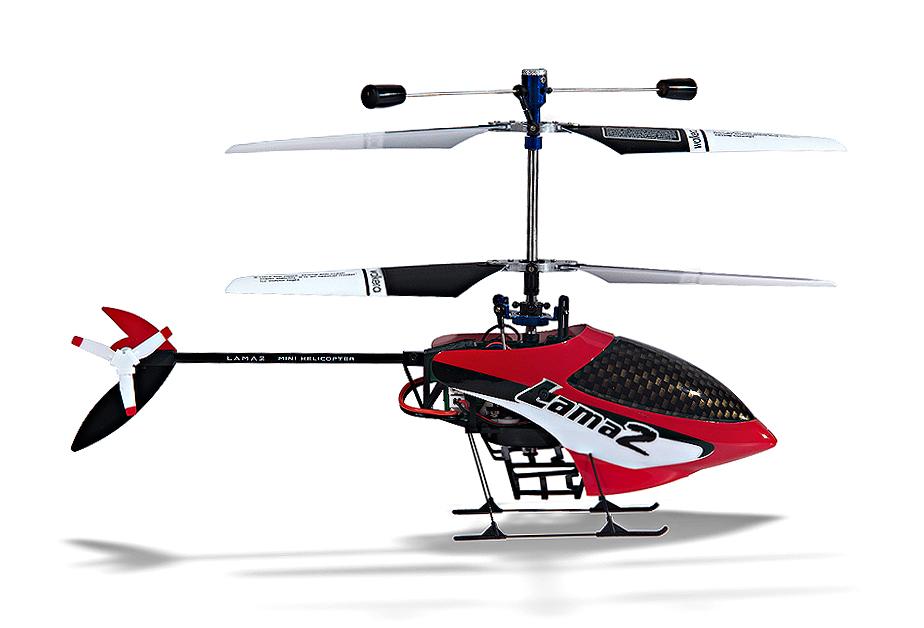 Vrtulník Walkera LAMA 2 METAL