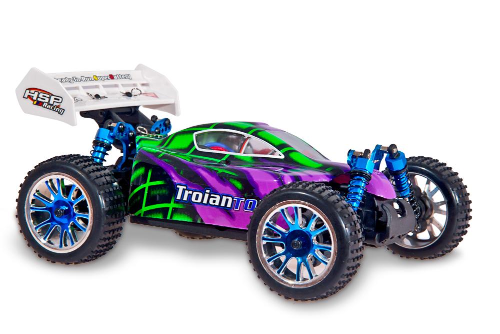 HSP Troian TOP, zeleno-fialová
