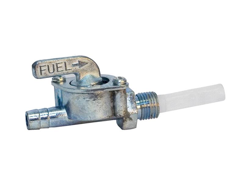 Motor na kolo - palivový ventil