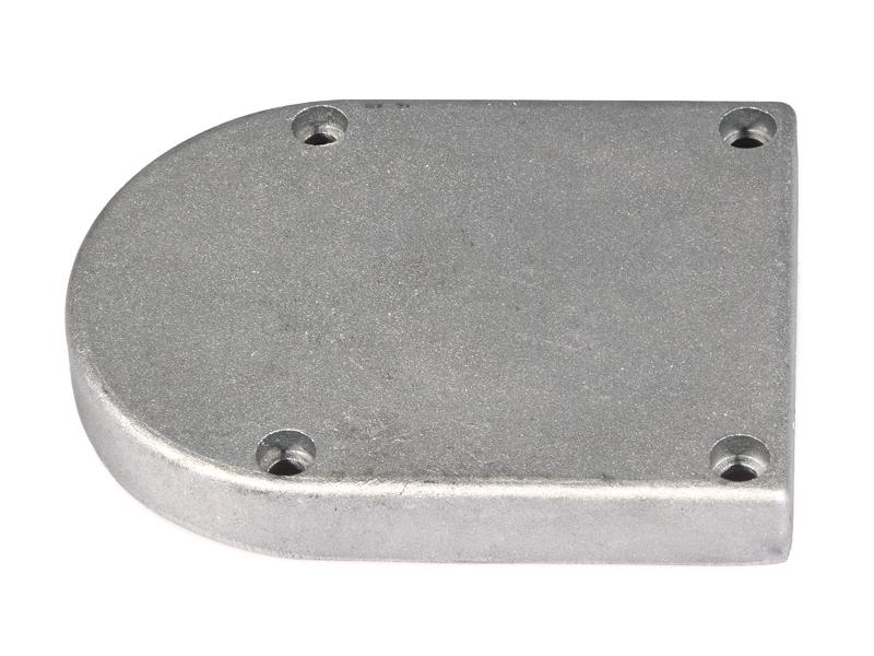 Motor na kolo - kryt skříně magneta