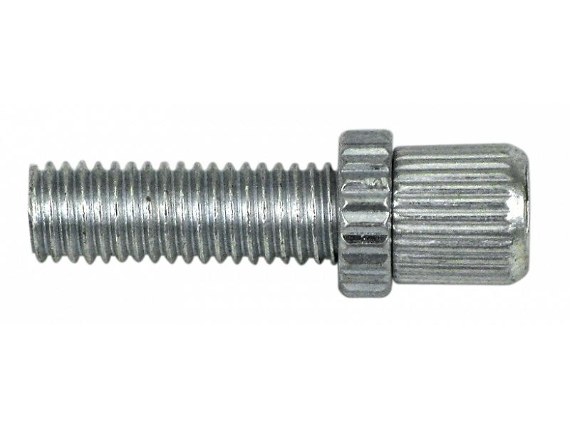 Motor na kolo - seřizovací šroub