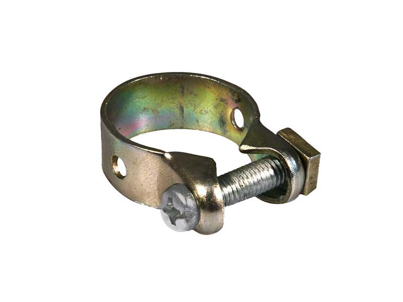 Motor na kolo - objímka hrdla karburátoru