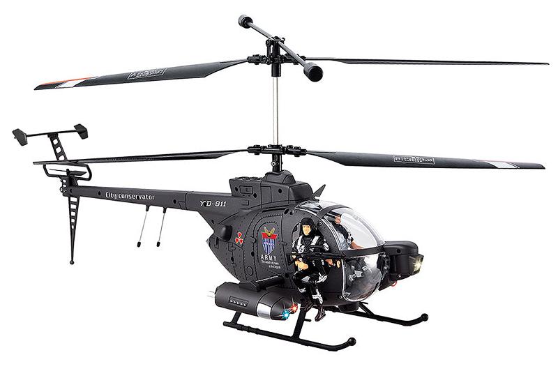 RC Vrtulník Defender YD911