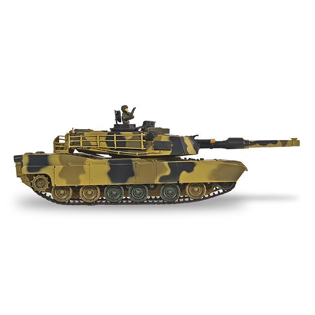 RC tank 1:24 M1A2 Abrams, maskovaný