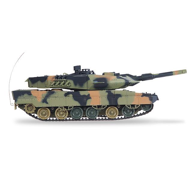 RC tank 1:24 Leopard II A5, maskovaný