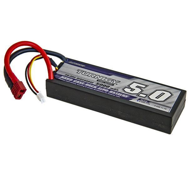 Baterie Li-Pol 5000 mAh 7.4V / Turnigy