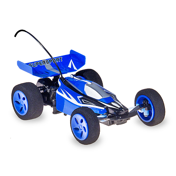 Formule High Speed RC Car, modrá