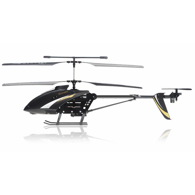 RC Vrtulník Egofly LT-711 s Integrovanou kamerou, černá