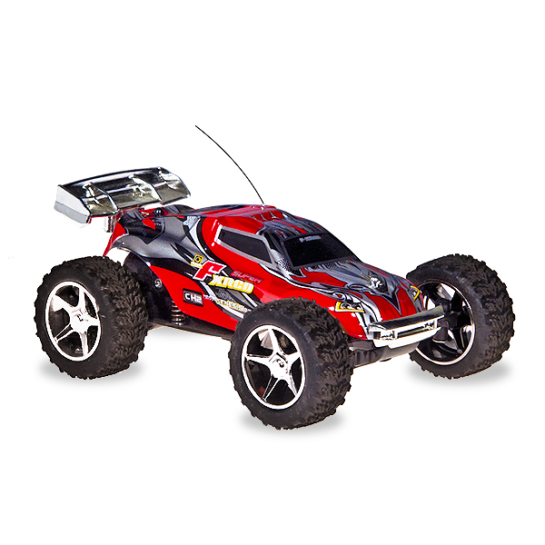 Speed Racing Buggy, červená