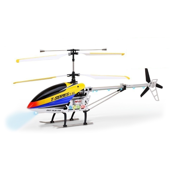 RC Vrtulník T-623/T-23 Thunderbird, žlutá