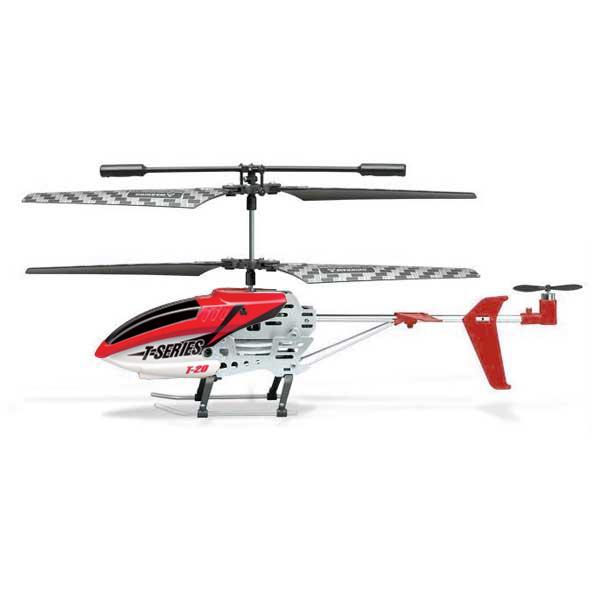 RC Vrtulník T-620/T-20, červená