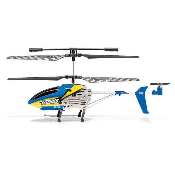 RC Vrtulník T-620/T-20, modrá