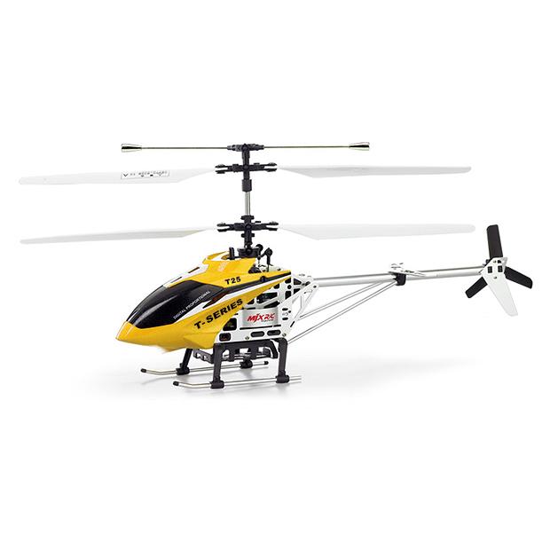 RC Vrtulník T-625, žlutá