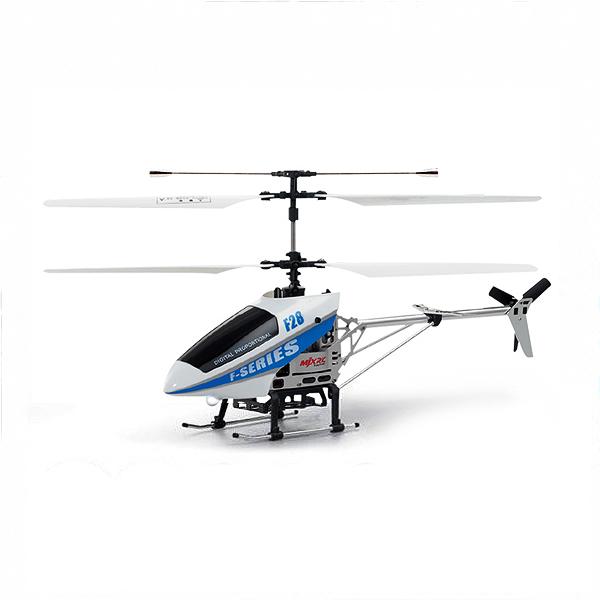 RC Vrtulník F28, modrá