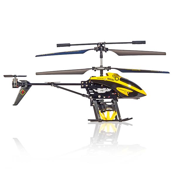 Transportní helikoptéra HORNET, žlutá