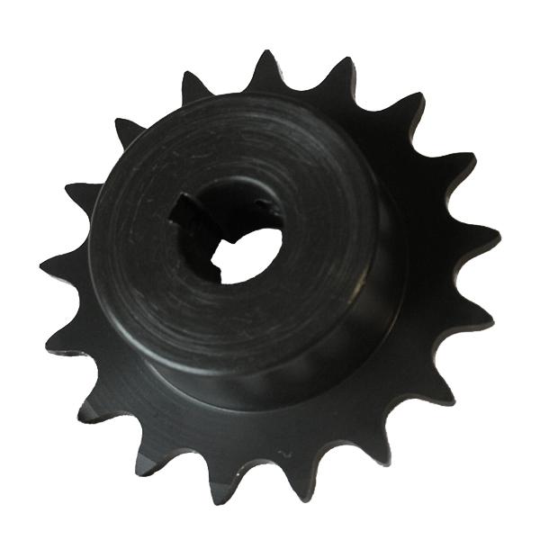 Motor na kolo - řetězové ozubené kolo 17 zubů (předloha řazení)