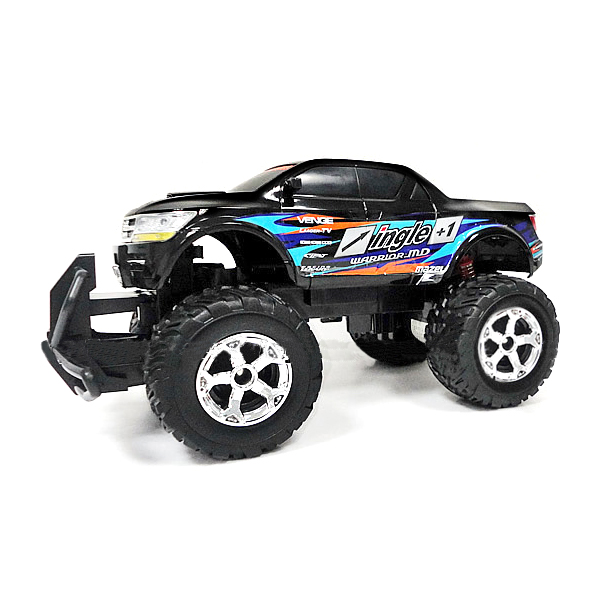 RC Jeep 1:12 Rampage Hot Truck (Ingle 1:12)