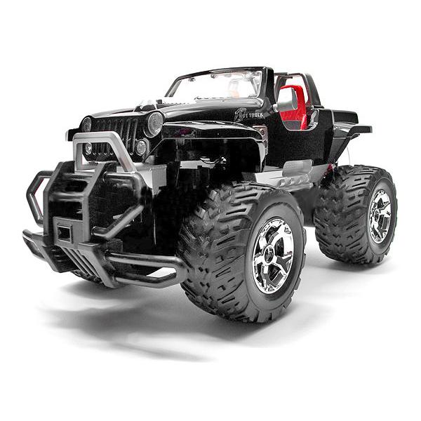 RC Jeep 1:12 Hurricane Hot Truck, černá