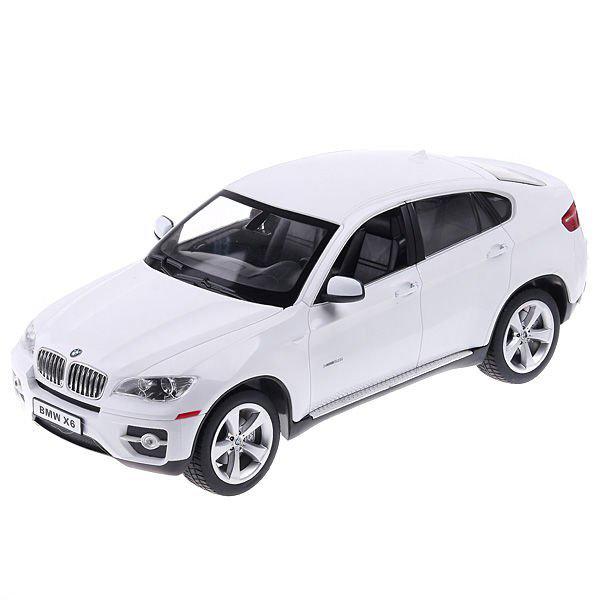 BMW X6,bílá