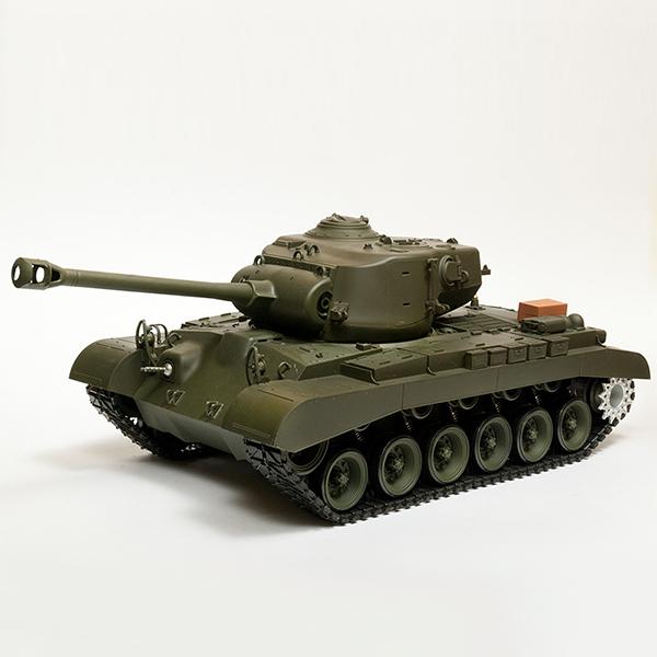 RC tank 1:16 Snow Leopard (M26 Pershing) 3838