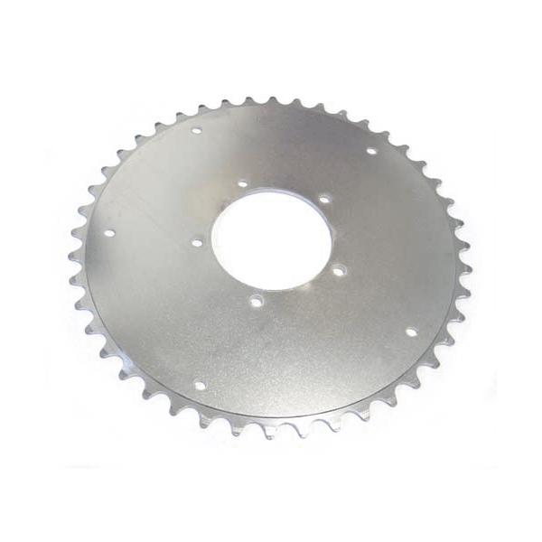 Motor na kolo-rozeta pro volnoběžku s obroučkou (44 zubů)