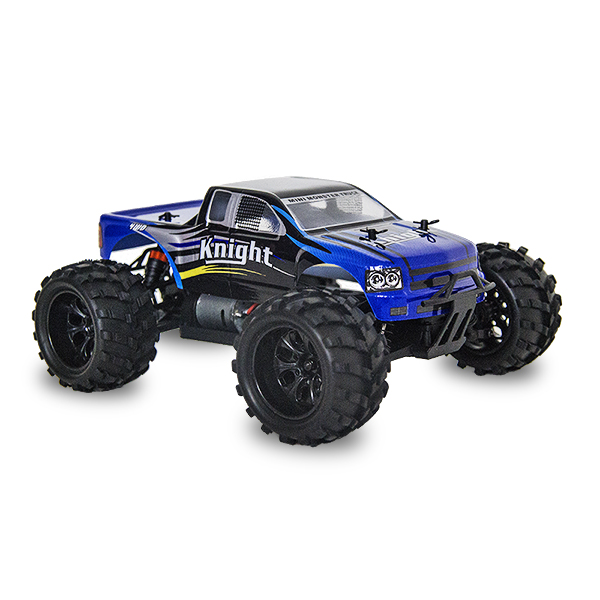 HSP KNIGHT, OFF-ROAD MONSTER TRUCK 4x4, 1:18, 2.4 GHz