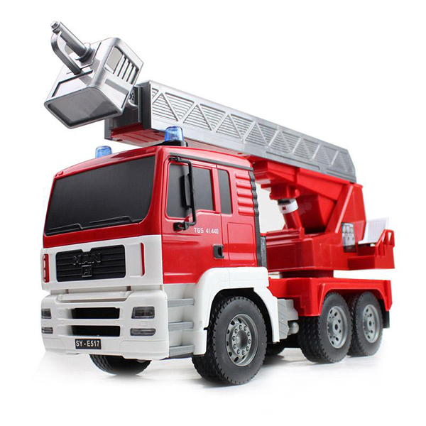 RC Hasičské zásahové vozidlo MAN Truck