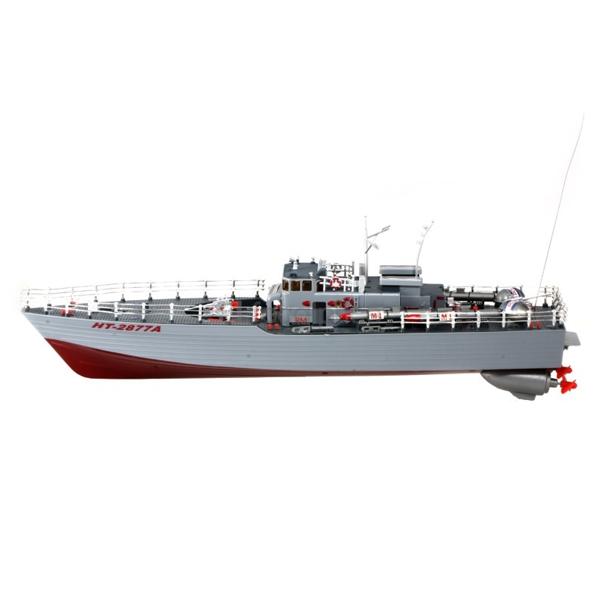 RC vojenská torpédová loď Torpedo Boat 1:115