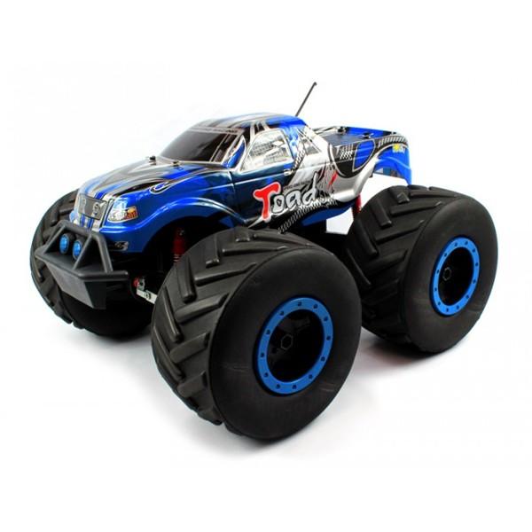 Obrovské odolné RC terénní auto XXL 4x4 Big Wheels 1:8