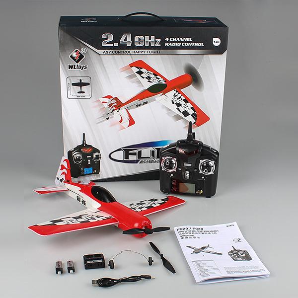 RC letadlo WL Toys Flier F929
