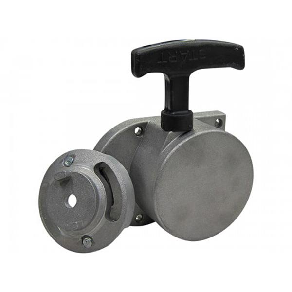 Motor na kolo-tahový startér k dvoutaktnímu motoru namísto krytu magneta (kit)
