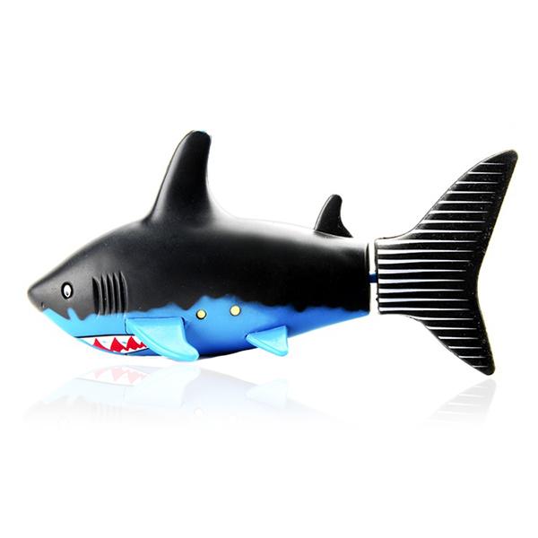 RC mini žralok na dálkové ovládání