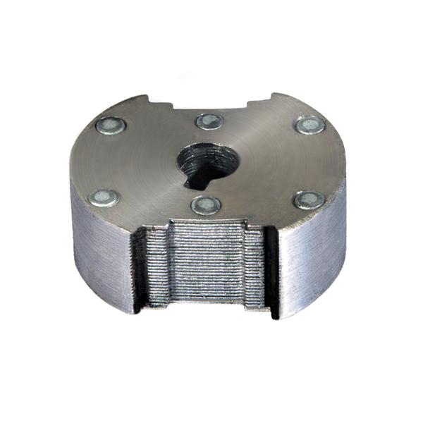 Motor na kolo - magneto - otáčivá část, rotor