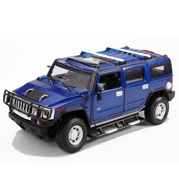 RC 1:24 Hummer H2 kovový
