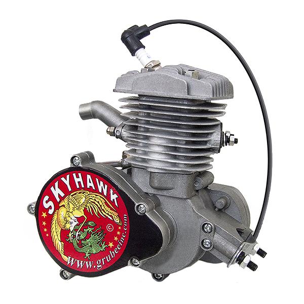 Motor Sky Hawk Gt5-SR 70/80 ccm na motokolo Samotný motor z motorového kitu (sady)