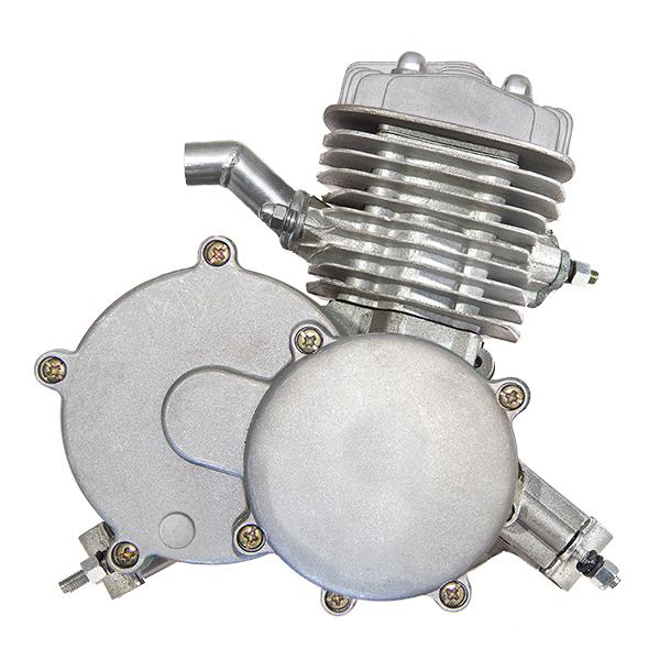 Motor na kolo 80 ccm s integrovanou odstředivou spojkou Samotný motor z motorového kitu (sady)