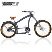 Cruiser kolo STURMEY ARCHER-Royal Grey Matt