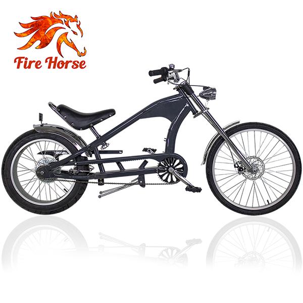 Jízdní motokolo Chopper Fire Horse (bez motoru)
