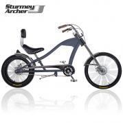 Chopper kolo STURMEY ARCHER-Royal Grey Matt
